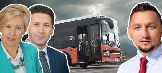 Spór o autobusy MKS. Padły ostre słowa!