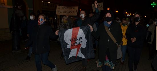 Tłumy na Strajku Kobiet w Sanoku! (VIDEO, FOTO)
