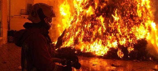 PODKARPACIE. Tragiczny pożar. Nie żyje 77-letnia kobieta