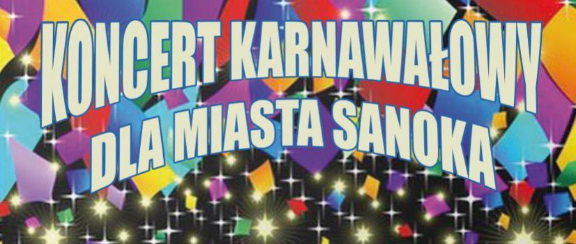PWSZ: Koncert Karnawałowy dla Miasta Sanoka