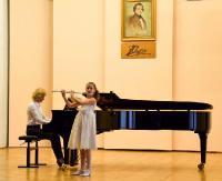 Sanocka flecistka z wyróżnieniem na wiosennym festiwalu w Sochaczewie (ZDJĘCIA)