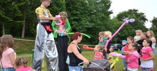 Sportowo i rodzinnie podczas pikniku w Wujskiem (ZDJĘCIA)