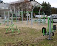 Sportowo-rekreacyjna odsłona Budżetu Obywatelskiego 2017. Siłownie zewnętrzne i park Street Workout (ZDJĘCIA)