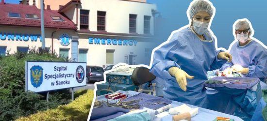 Dramatyczny apel wicestarosty w sprawie sanockiego szpitala (VIDEO)