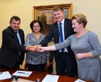 Powiat zdobył 2 mln zł na szkolnictwo zawodowe (ZDJĘCIA)