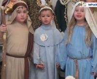 """SANOCKA AKCJA ŚPIEWANIA KOLĘD: Przedszkole nr 3 w Sanoku – """"Przybieżeli do Betlejem"""" (FILM)"""