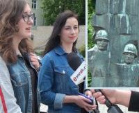 SONDA: Sanoczanie o pomniku. Są za jego usunięciem czy przeciw? (FILM)