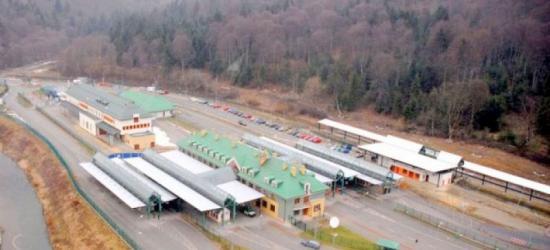 Utrudnienia na przejściu granicznym w Krościenku