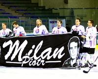 22 lata temu sportowy Sanok zapłakał… W wypadku zginął hokeista STSu Piotr Milan (FILM, ZDJĘCIA)