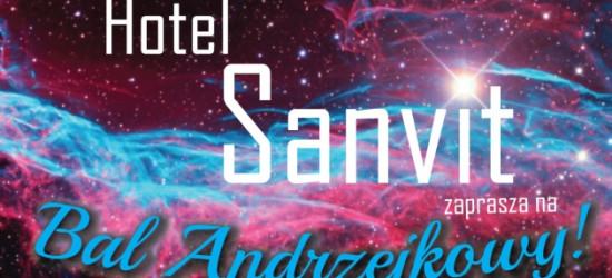 """Hotel """"Sanvit"""" w Sanoku zaprasza na Bal Andrzejkowy!"""