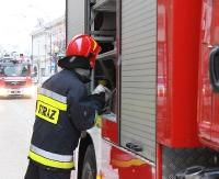 KRONIKA STRAŻACKA: Wypadki i kolizje, olejowe plamy na jezdni, tlenek węgla i gaz w kuchni