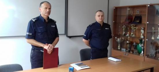 SANOK: Nowy zastępca komendanta Policji