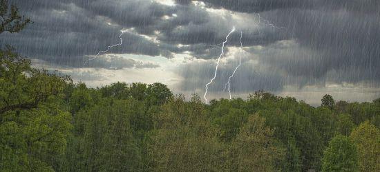 Kolejne ostrzeżenie meteo. Burze możliwe dziś do późnego wieczora
