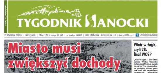SANOK: Ćwierć miliona złotych. Tyle kosztował mieszkańców Tygodnik Sanocki w 2019 roku