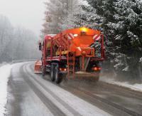 W Bieszczadach śnieg (ZDJĘCIA)