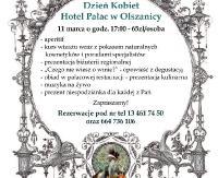 Dzień Kobiet w Pałacu w Olszanicy