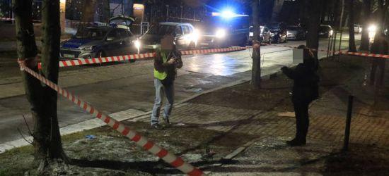 Dramatyczny wypadek. 21-latka z powiatu sanockiego paliła się na ulicy (ZDJĘCIA)