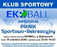 NASZ PATRONAT: Piknik sportowo-rekreacyjny z Ekoballem