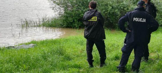 ZABŁOTCE: Nie żyje mężczyzna, który wpadł do rzeki!