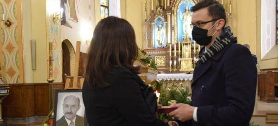 Kazimierz Węgrzyn odznaczony pośmiertnie Złotym Krzyżem Zasługi
