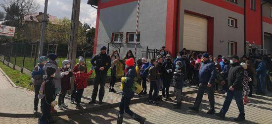 Mieszkańcy gminy Bukowsko uczcili Dzień Ziemi (FOTO)