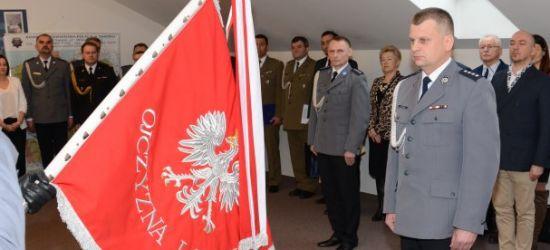 SANOK: Mamy nowego komendanta Policji (FOTO)