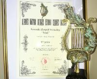 """SANOK: Wielki sukces """"Soul"""". Laury zwycięstwa na międzynarodowym festiwalu chóralnym (ZDJĘCIA)"""