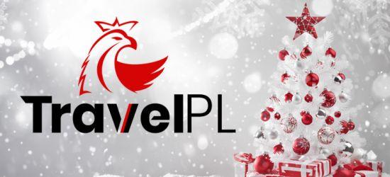 Wesołych świąt i szczęśliwego nowego 2021 roku życzy TravelPL!