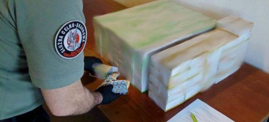 PODKARPACIE. Udaremniono przemyt 22 tys. sztuk leków na potencję (VIDEO)