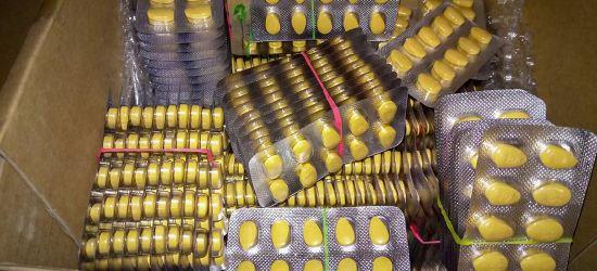Uderzenie w nielegalny rynek leków (FOTO)