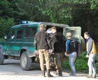 Nielegalni imigranci w Bieszczadach. Ich celem były kraje Europy Zachodniej. Wpadli też organizatorzy nielegalnego procederu (ZDJĘCIA)