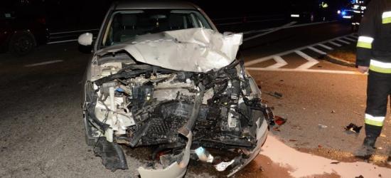 REGION: Tragedia na drodze. Nie żyje młody motocyklista (ZDJĘCIA)