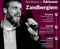 Adrian Zandberg spotka się z sanoczanami. Opowie o planach partii Razem