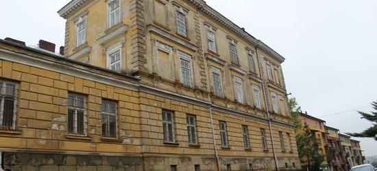 Dawny budynek policji znów wystawiony na sprzedaż