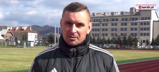 Trener Ekoball-u Stali: Jesteśmy głodni ligowej rywalizacji! (VIDEO)