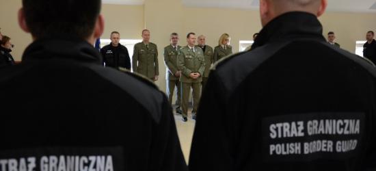 Bieszczadzcy pogranicznicy będą chronić granice Węgier przed nielegalnymi imigrantami