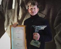 Mirosław Kaźmierczak otrzymał nagrodę Jana Rodowicza Anody (ZDJĘCIA)