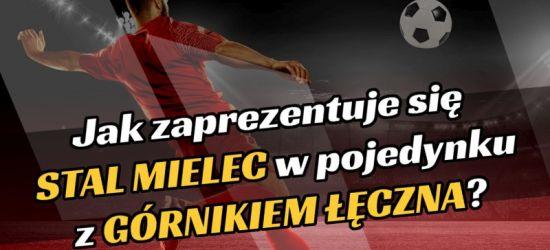 Jak zaprezentuje się Stal Mielec w pojedynku z Górnikiem Łęczna?