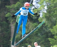 Mistrzostwa Podkarpackiego Okręgowego Związku Narciarskiego w skokach narciarskich na skoczniach Zakucie w Zagórzu