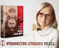 """MBP: Spotkanie autorskie z Anną Janko, autorką """"Małej Zagłady"""" i """"Dziewczyny z zapałkami"""""""