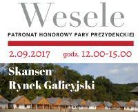 """Narodowe Czytanie na Rynku Galicyjskim. Aktorzy przeczytają fragmenty """"Wesela"""" Wyspiańskiego"""