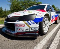 ZAŁUŻ: Fenomenalny wyścig, imponujące samochody. Czech Vaclav Janik niepokonany w Załużu (ZDJĘCIA)
