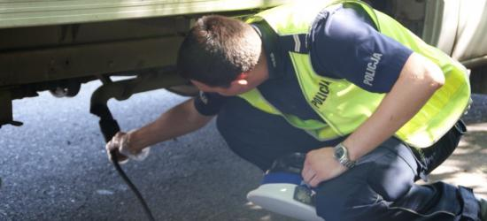"""Akcja """"SMOG"""". Policjanci zatrzymali 11 dowodów rejestracyjnych"""