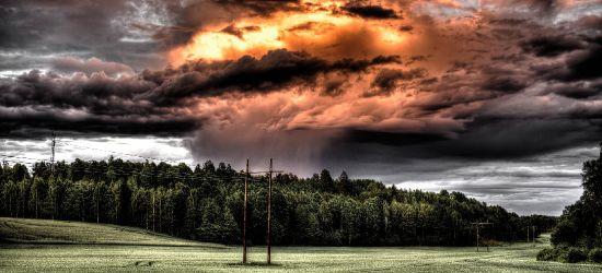 ALERT POGODOWY: Dziś możliwe burze z gradem!