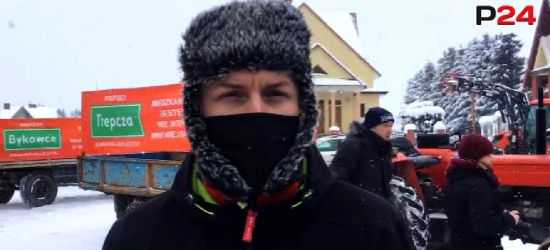Mieszkańcy wyjaśniają dlaczego zdecydowali się na protest! (VIDEO)