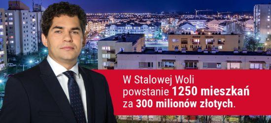 W Stalowej Woli powstanie 1250 mieszkań za 300 milionów złotych (VIDEO)