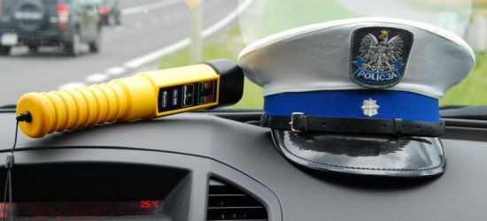 Blisko 40 kierujących piło alkohol. 19 straciło prawo jazdy