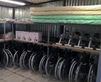 Blisko 34 tysiące złotych na zakup sprzętu dla osób z niepełnosprawnością trafiło do Sanockiej Fundacji Ochrony Zdrowia (ZDJĘCIA)