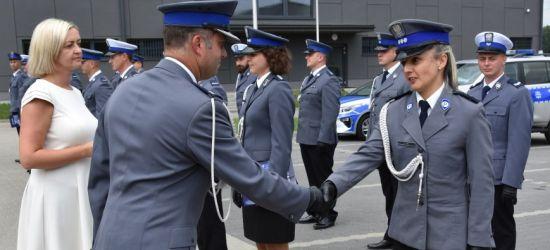 Święto leskich policjantów (ZDJĘCIA)