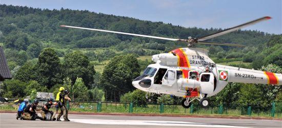 Efektowne szkolenie w Bieszczadach (FOTO)